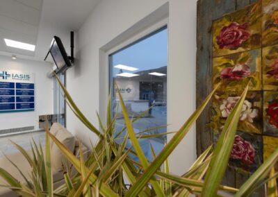 Iasis Medical Clinics Paros | Reception | Επικοινωνία